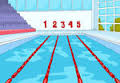 clipart pool lanes